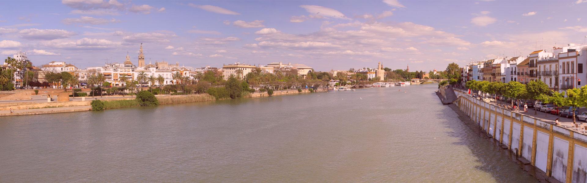 river seville