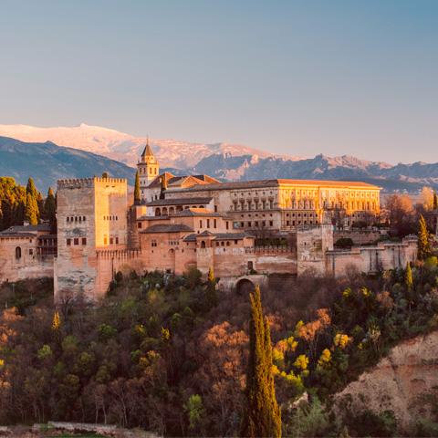 educational tour Granada